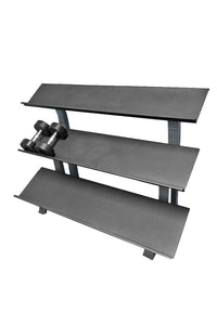 Muscled Fitness Hex Dumbbell Rack - www.babylife4u.com
