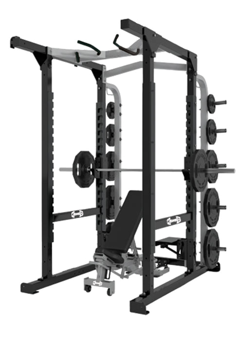 Muscled Fitness Power Cage - www.babylife4u.com