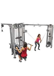 Muscled Fitness Deluxe 5 Stack Jungle Gym Version A - www.babylife4u.com