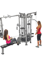 Load image into Gallery viewer, Muscled Fitness Deluxe 5 Stack Jungle Gym Version A - www.babylife4u.com