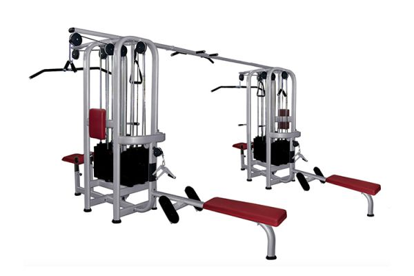 Muscled Fitness Standard 8 Stack Jungle Gym - www.babylife4u.com