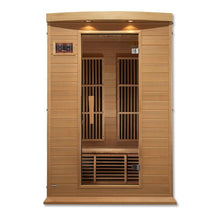 Load image into Gallery viewer, Maxxus Low EMF FAR Infrared Sauna Canadian Hemlock - www.babylife4u.com