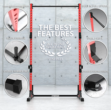 Load image into Gallery viewer, Synergee Squat Rack V1 - www.babylife4u.com