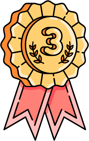 Ribbon Number 3