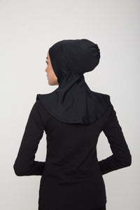 Swim Hijab - Black