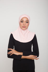 Swim Hijab - Light Pink