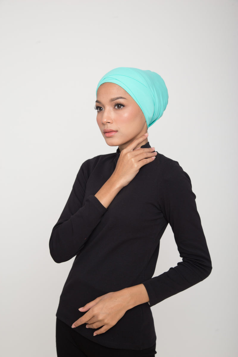 Swim Turban - Mint