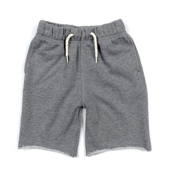 Grey Camp Shorts