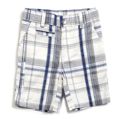 Plaid Board Shorts