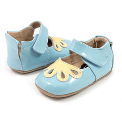Daisy Blue Baby Shoes, last pair