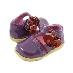 Bluebell Grape Shoes