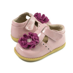 sale - Blossom Pink Patent Shoes