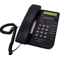 Vista Caller ID Telephone Black