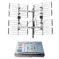 Electronic Master Multidirectional Digital HDTV Outdoor TV Antenna (ANT-7293/7287)