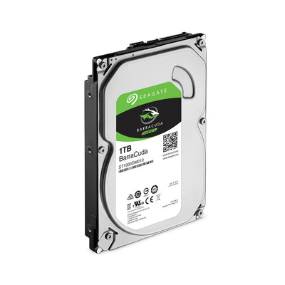 Seagate Internal HDD BarraCuda SATA 3.5'' 1Tb