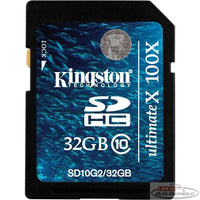 Kingston SD Memory Class10 32Gb