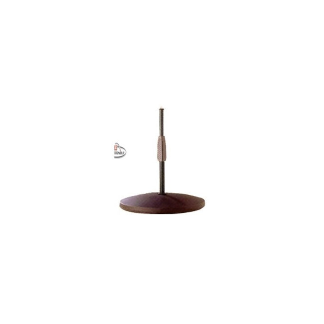 Black micro table stand #232-black