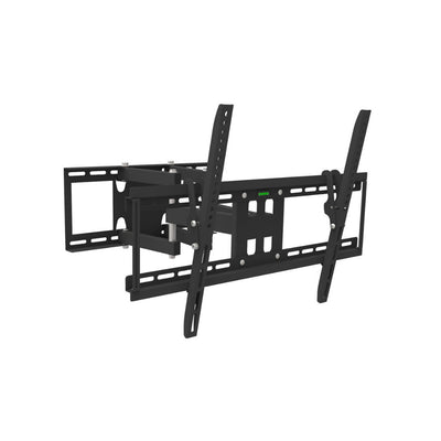 Full Motion Dual Swivel Arms TV Wall Mount 32 to 70in 50kg max