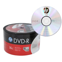 HP DVD-R 16X 120min/4.7Gb (pack of 50)