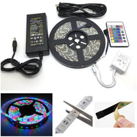 Multicolor LED strip 5 meter kit