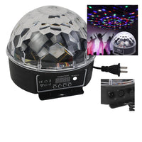 LED ''Crytal Magic Ball'' projector