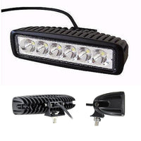 White Led Light Boat 18W 12V  6.3in