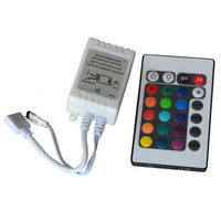 LED Controller with Mini remote
