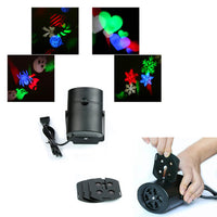 LED light effect projector