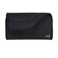 Universal Nylon Wallet Case 6.2x3.6in XL Black