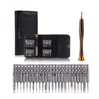 Multifonction 25 in 1 Universal Torx Screwdrivers Repair Set w/Pouch for Cellular, Tablet