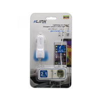 eLink EK4108 2.1A Car Charger
