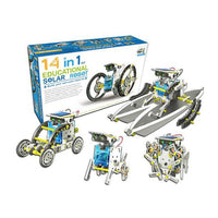 Solar Robot Construction Kit CIC21615 14 in 1