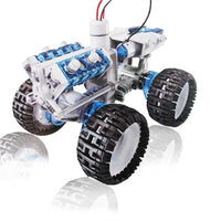 Learning Game Fuel Cell Engine Car Kit