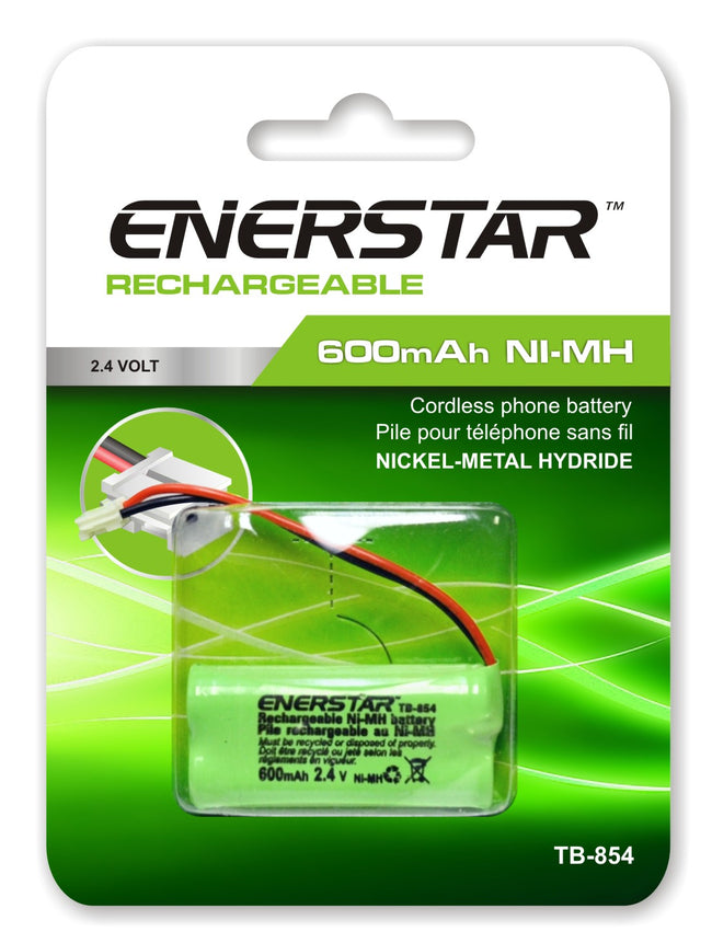 Enerstar Cordless Phone Battery TB854