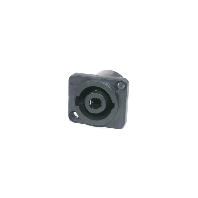 Speakon Connector Male 4 Poles Panel Mount