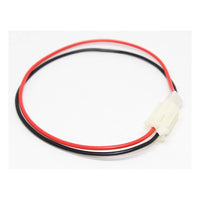 "Molex Connector 8"" Wire 2 Plugs Male+ 2 Plugs Female"