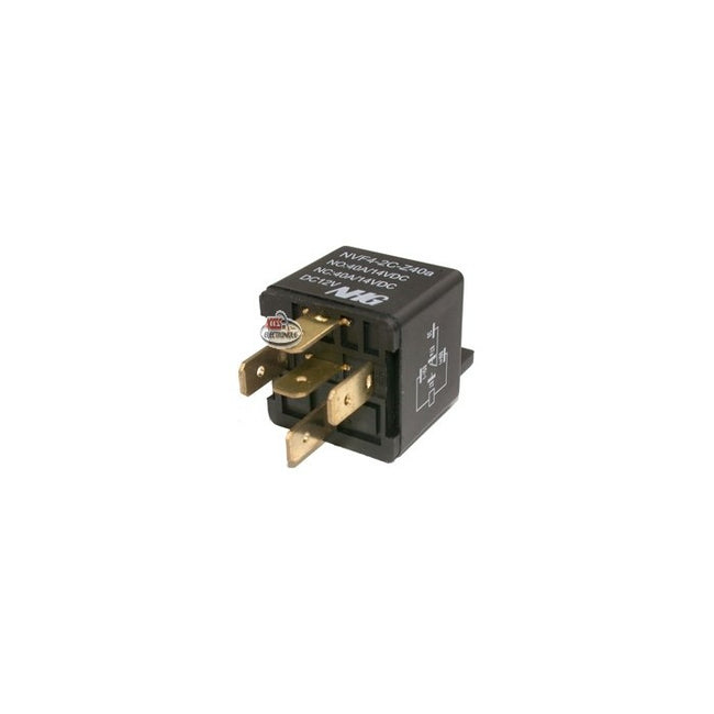 Relay 12VDC 30/40A SPDT for Car