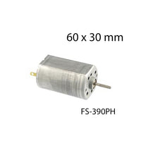 Motor 4.5 to 14vdc, 16,000rpm FS-390PH