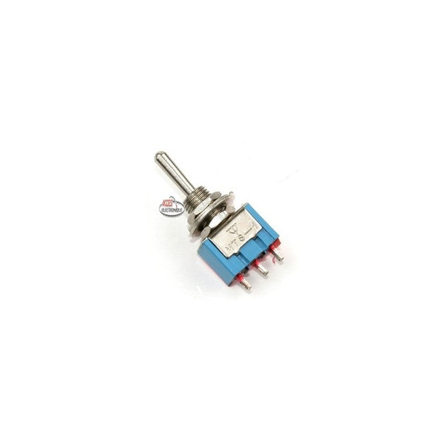 Toggle Switch SPDT On/On 3 Pins