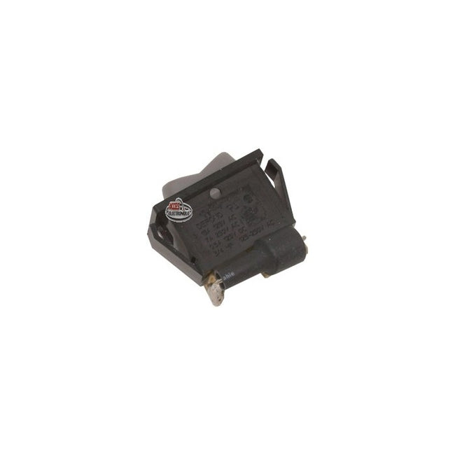 White Rocker switch SPDT ON-OFF-ON 15A/125V