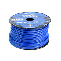 Power Lead Cable 10 AGW - Blue (02803)