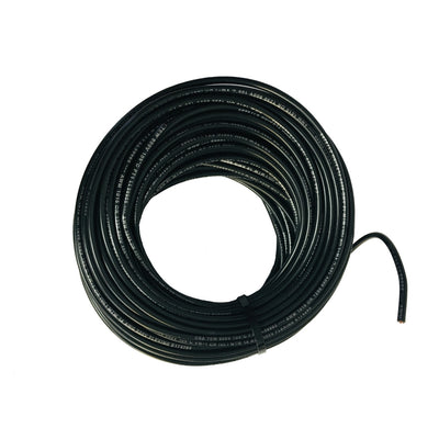 Tew Wire 1/14 Black 100ft