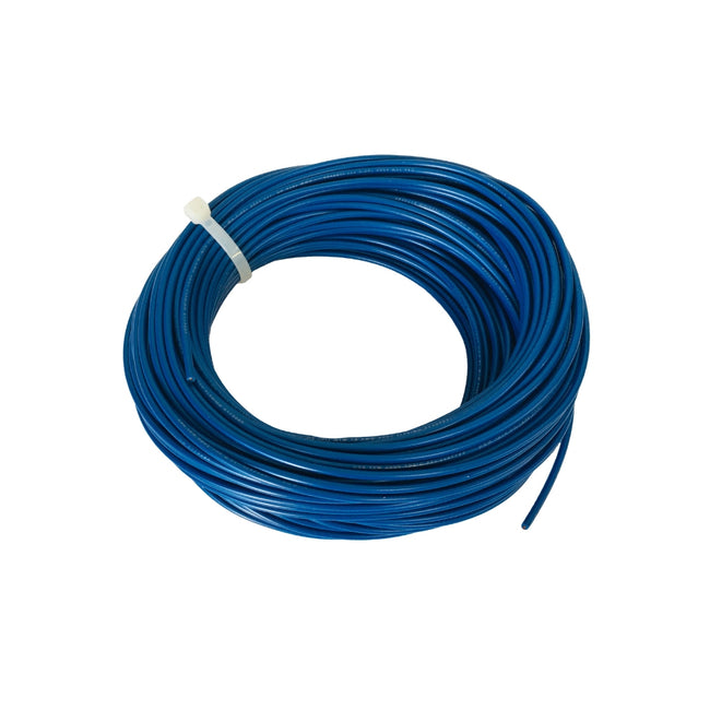 Tew Wire 1/18 Blue 100ft