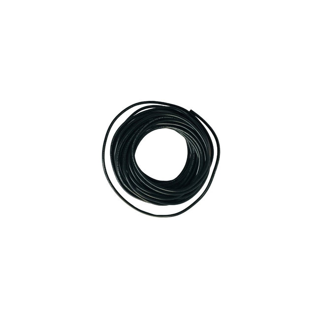 Tew Wire 1/18 Black 25ft