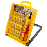 33 pieces precision manual tool kit