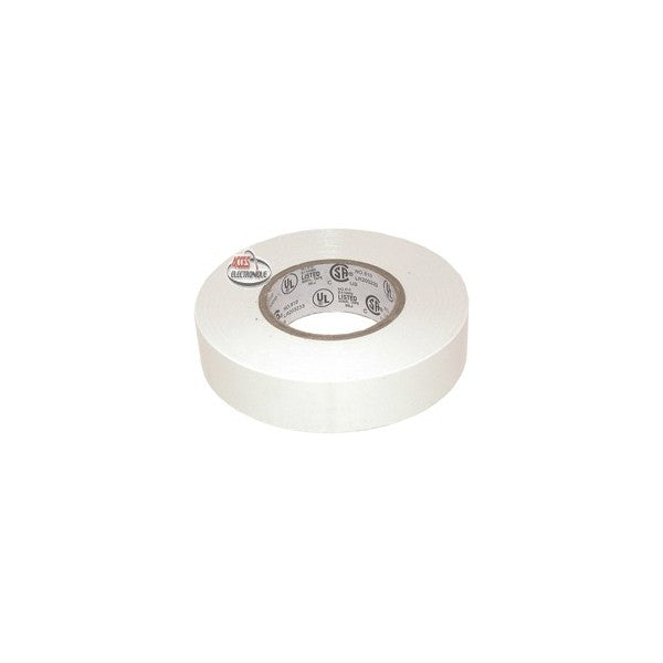 Electic Tape White 3/4inx66ft