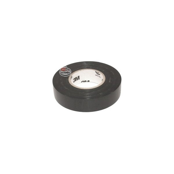 3M Temflex Electric Tape Black