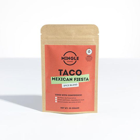 MINGLE - TACO SPICE BLEND 30g