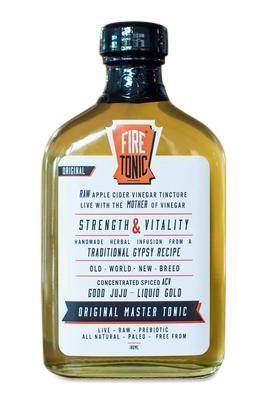 Hilbilby Cultured Food - FiRE TONiC ® - Original Master Tonic 180ml