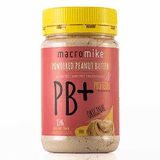 MACRO MIKE - PB+ Powdered Peanut Butter - Assorted Flavours 180g